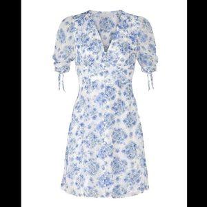 NWT kooples floral mini dress
